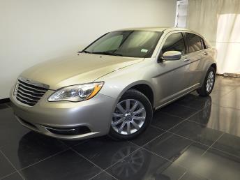2013 Chrysler 200 - 1100043459