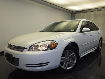 2012 Chevrolet Impala - 1100043471