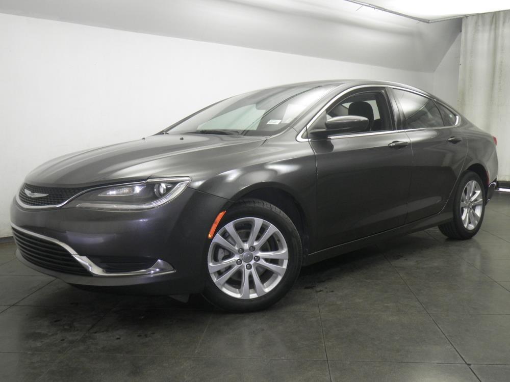 2015 Chrysler 200 - 1100043479