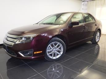 2011 Ford Fusion - 1100043545