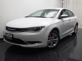 2015 Chrysler 200 - 1100043600