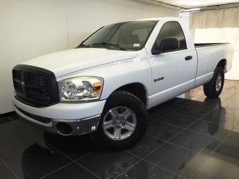 2008 Dodge Ram 1500 - 1100043739