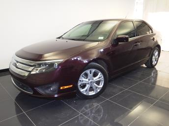 2012 Ford Fusion - 1100043777