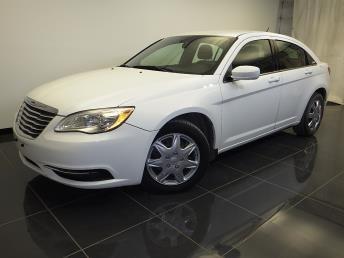 2012 Chrysler 200 - 1100043790