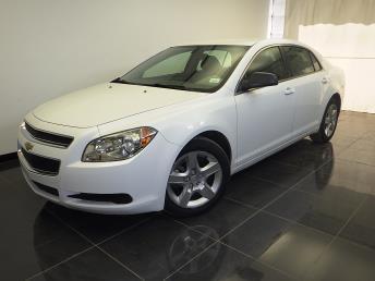 2012 Chevrolet Malibu - 1100043886