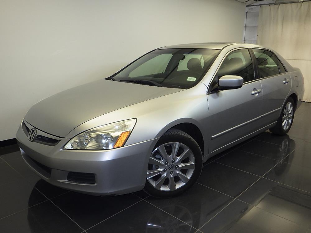 2007 Honda Accord for sale in Albuquerque