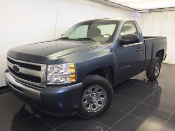 2010 Chevrolet Silverado 1500 - 1100044221