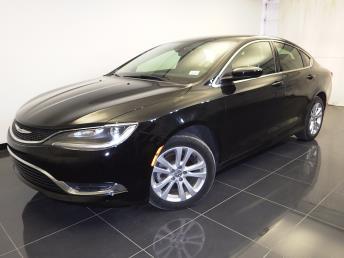 2016 Chrysler 200 - 1100044342