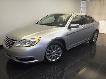 2012 Chrysler 200 - 1100044826