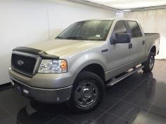 2007 Ford F-150 SuperCrew Cab XLT 5.5 ft