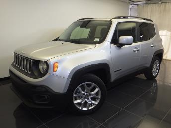 Used 2017 Jeep Renegade