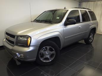 Used 2008 Chevrolet TrailBlazer