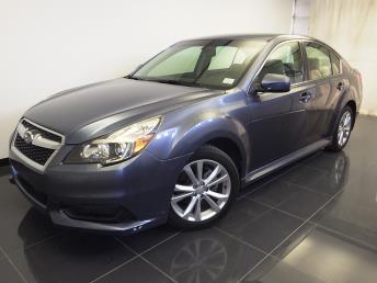 Used 2014 Subaru Legacy