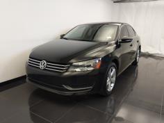 2012 Volkswagen Passat 2.5L SE