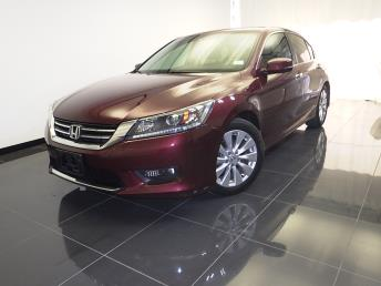 2015 Honda Accord EX-L - 1100045366