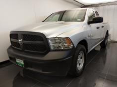 2013 Ram 1500 Quad Cab Tradesman 6.3 ft