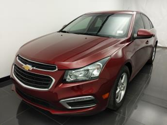 2016 Chevrolet Cruze Limited 1LT - 1100045662
