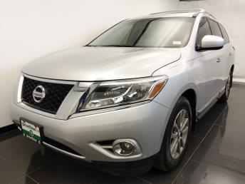 2015 Nissan Pathfinder SL - 1100045702