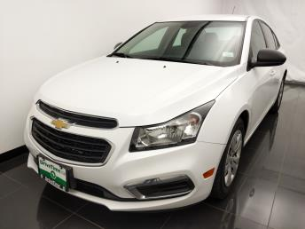 2016 Chevrolet Cruze Limited LS - 1100045715