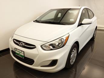 2015 Hyundai Accent GLS - 1100045777
