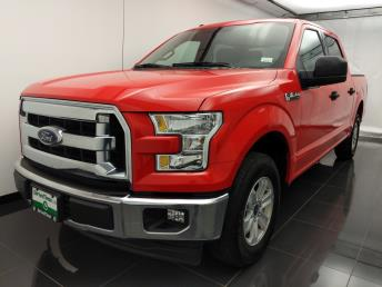 2017 Ford F-150 SuperCrew Cab XLT 5.5 ft - 1100045816