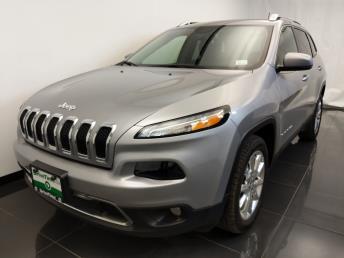 2017 Jeep Cherokee Limited - 1100045817