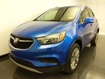 Used 2017 Buick Encore