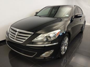 Used 2012 Hyundai Genesis