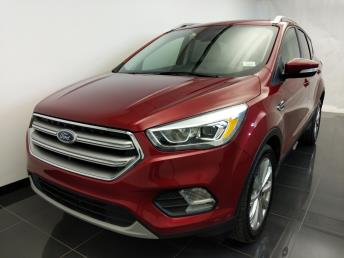 2017 Ford Escape Titanium - 1100045954