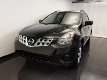 2014 Nissan Rogue Select S - 1100046011