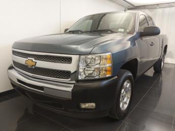 2012 Chevrolet Silverado 1500 Extended Cab LT 6.5 ft - 1100046015