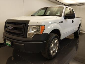 2013 Ford F-150 Super Cab XL 6.5 ft - 1100046022