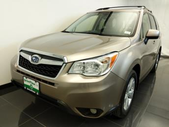 2015 Subaru Forester 2.5i Limited - 1100046033