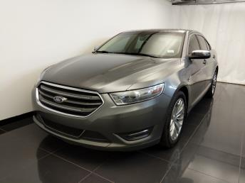 2013 Ford Taurus Limited - 1100046063