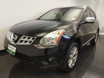 2012 Nissan Rogue S - 1100046073