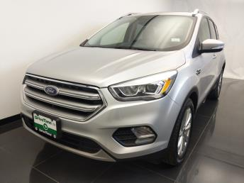 2017 Ford Escape Titanium - 1100046085