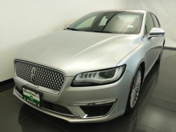 2017 Lincoln MKZ Reserve - 1100046095