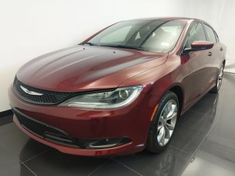 2015 Chrysler 200 200S - 1100046102