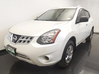 2014 Nissan Rogue Select S - 1100046120