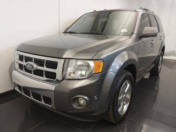 2011 Ford Escape Limited - 1100046178