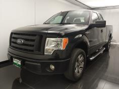 2011 Ford F-150 Super Cab STX 6.5 ft