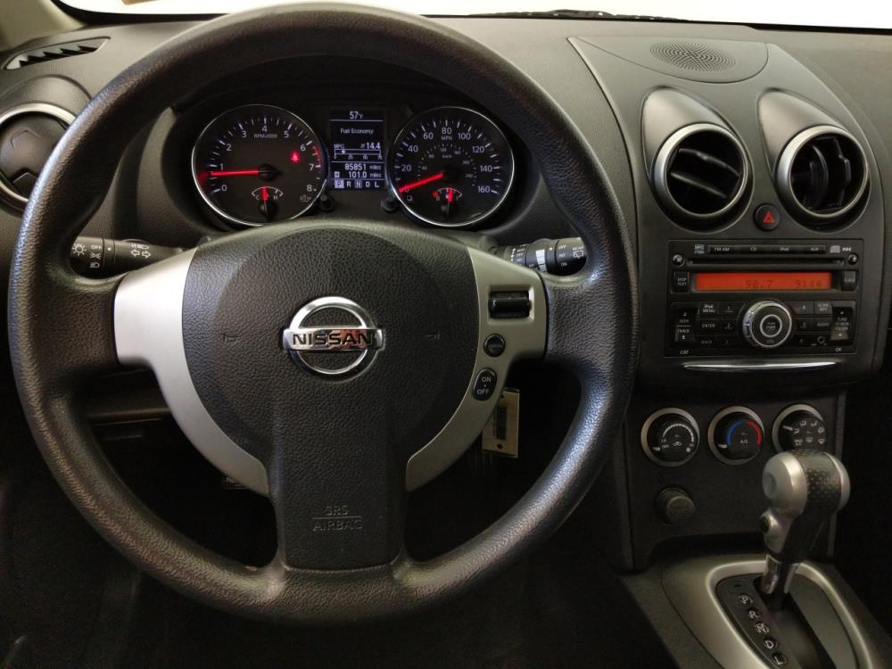 2011 Nissan Rogue S - 1100046256