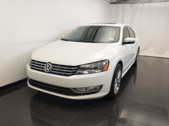 2014 Volkswagen Passat 1.8T SEL Premium - 1100046292
