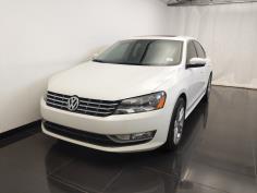 2014 Volkswagen Passat 1.8T SEL Premium