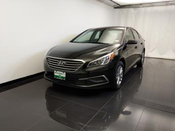 2017 Hyundai Sonata  - 1100046471