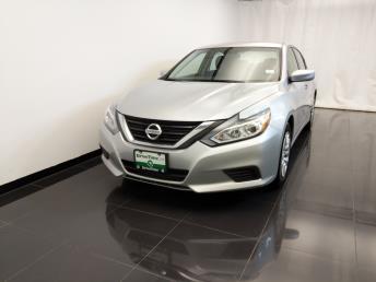 2016 Nissan Altima 2.5 - 1100046500