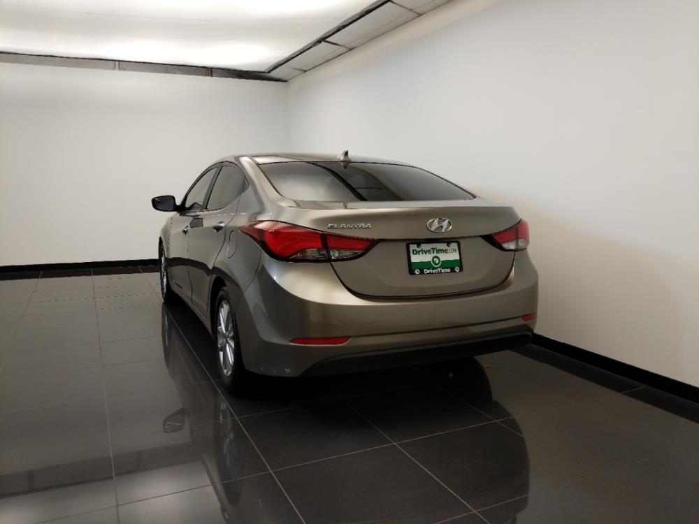 2015 Hyundai Elantra SE - 1100046509