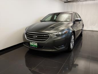 Used 2017 Ford Taurus