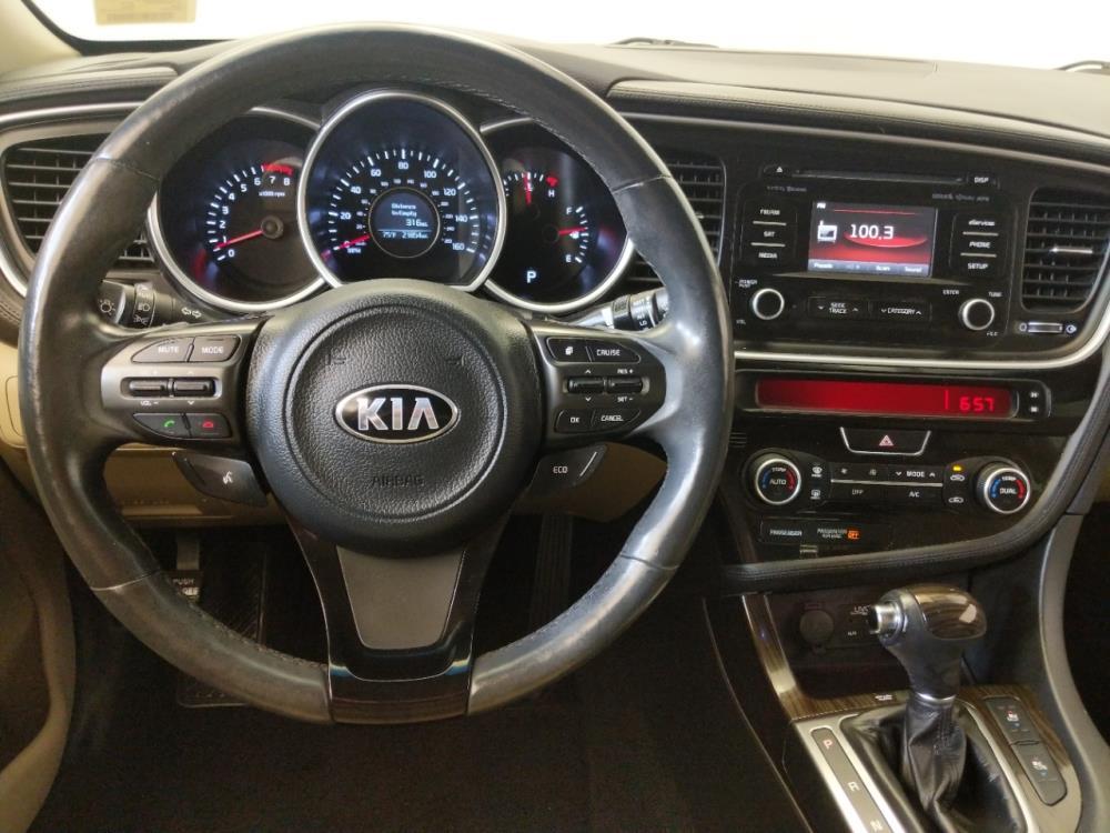 2015 Kia Optima EX - 1100046547