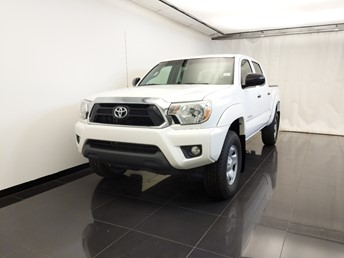 2015 Toyota Tacoma Double Cab PreRunner 5 ft - 1100046560